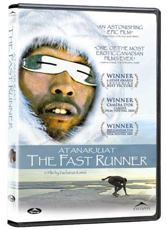 Atanarjuat: Fast Runner (Bilingual) Natar Ungalaaq Sylvia Ivalu Peter-Henry Arnatsiaq Lucy Tulugarjuk
