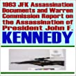 1963 JFK Assassination Documents and Warren Commission Report on the Assassination of President John F. Kennedy