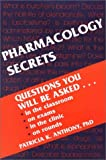 img - for Pharmacology Secrets, 1e book / textbook / text book
