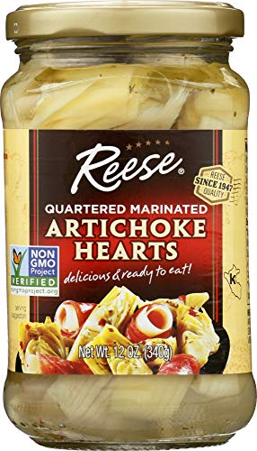 StarSun Depot Quartered Marinated Artichoke Hearts, 12 Oz ()