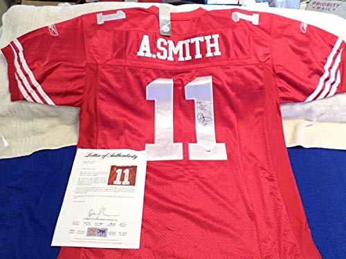 Alex Smith San Francisco 49ers Memorabilia 6d88af0d3
