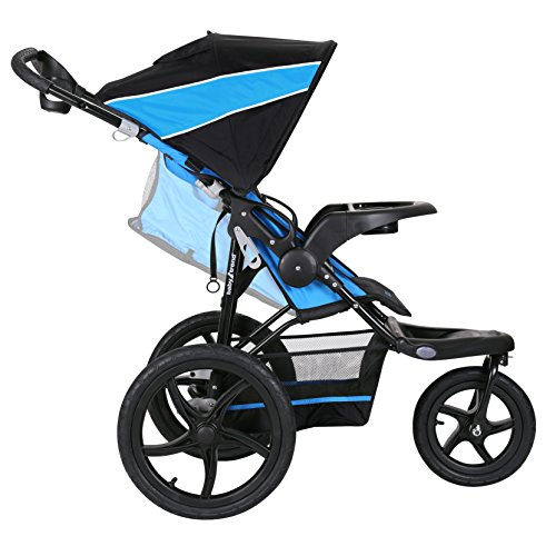 Baby Trend Xcel Jogger Stroller Mosiac Blue 2019 Review