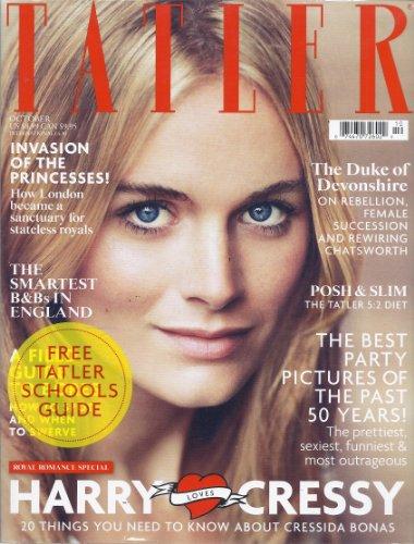 Tatler (October 2013 - Vol. 308/No. 10)