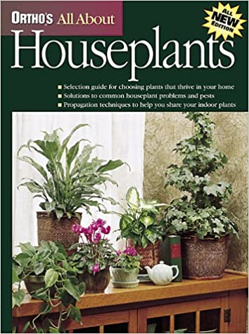 Book Houseplants (Ortho's All About)