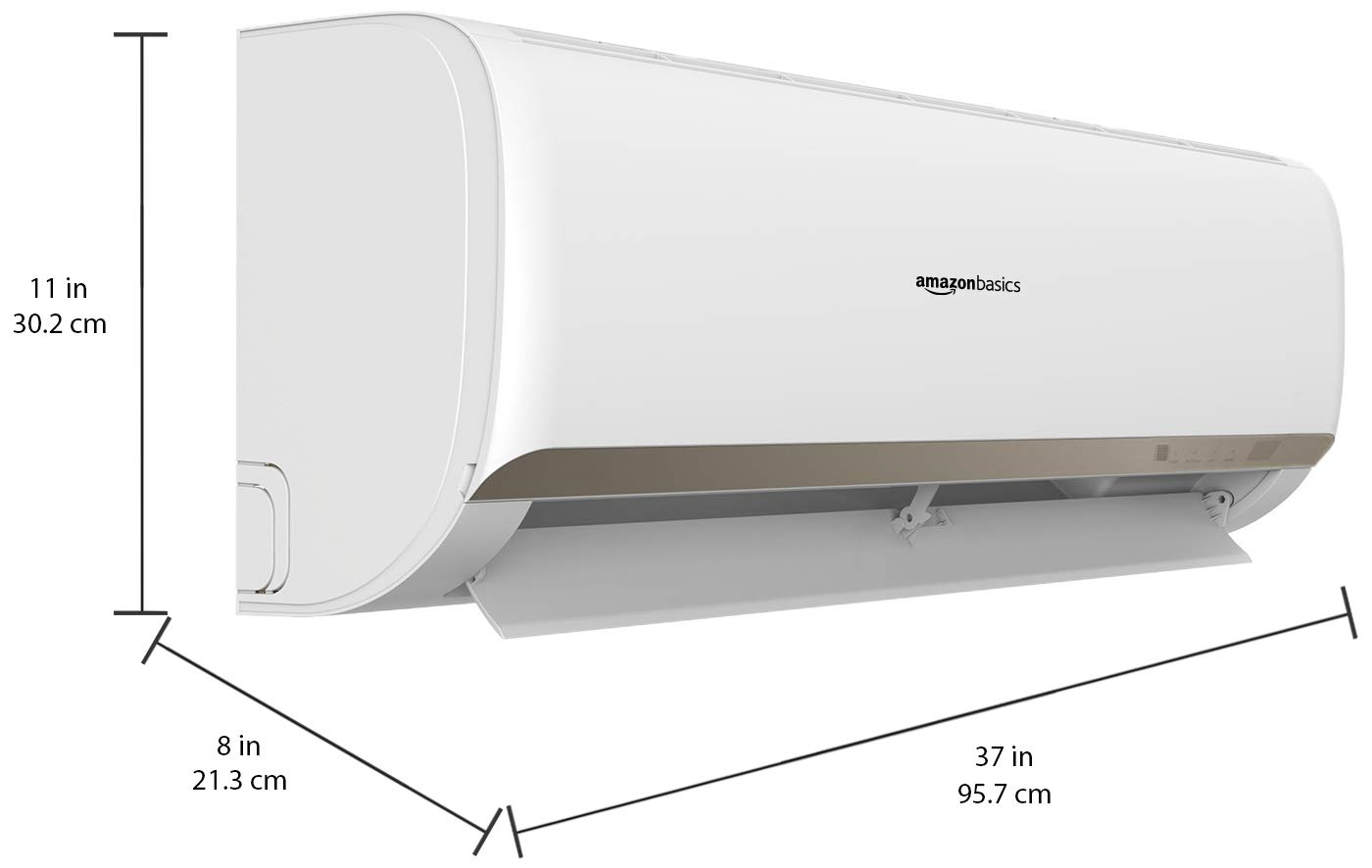 1.5 Ton 3 Star Inverter Split AC with High Density filter