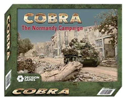 (Cobra: The Normandy Campaign Board Game )