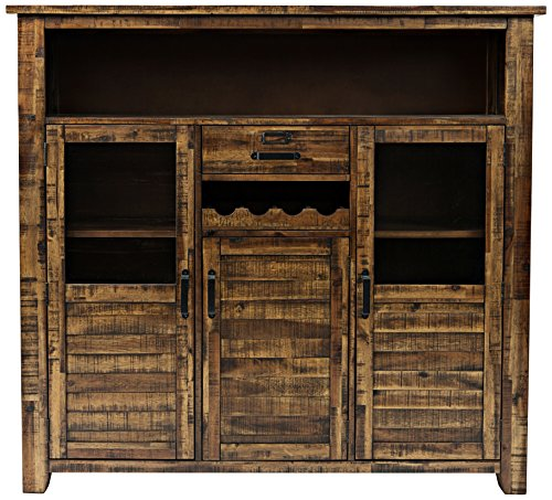 Jofran: 1511-89, Cannon Valley, Wine Cabinet, 59