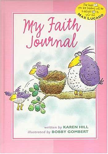 My Faith Journal - pink for girls