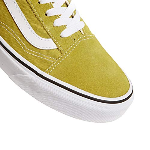 Old Zapatillas Green White Unisex True Cress Adulto Skool U Vans 7UxtWwq5W