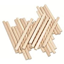 West Music 6 Inch Lummi Sticks, 12 Pair