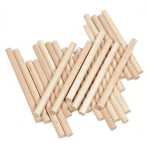 West Music 10 Inch Lummi Sticks, 12 Pairs by West Music
