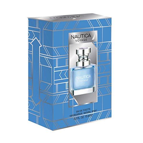 Nautica Voyage Trendy Giftables Gift Set (0.5 Ounce Eau De Toilette)