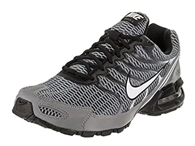 Nike Mens Air Max Torch 4, Cool Grey/White-Black-Pure Platinum