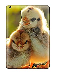 New Style Xgcases2010 Chickens Premium Tpu Covers Cases For Ipad Air