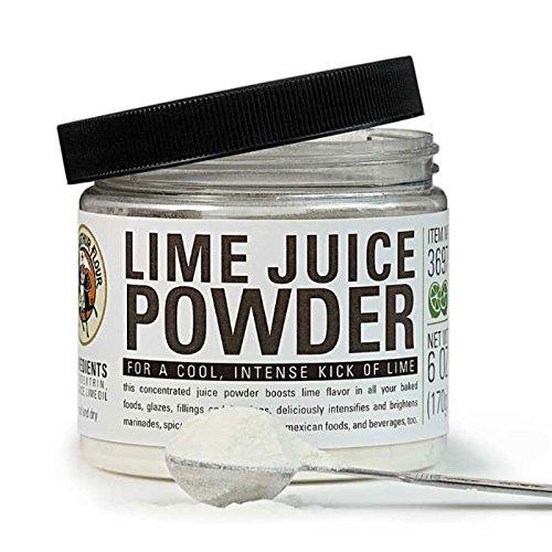 King Arthur Flour Lime Juice Fruit Powder - 6 Oz (Juice Lime Powder)