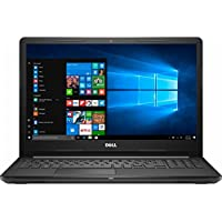 Dell Inspiron 15.6 touchscreen 1366x768 HD display laptop (2017 Newest), 7th Gen Intel Core i3-7300U dual core processor 2.4GHz, 8GB RAM, 1TB HDD, Wireless-N, Bluetooth, HDMI, Webcam, Windows 10