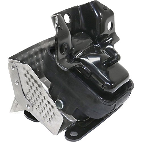 Evan-Fischer EVA21004231646 Motor and Trasmission Mount Front Driver or Passenger Side Black Metal and Rubber