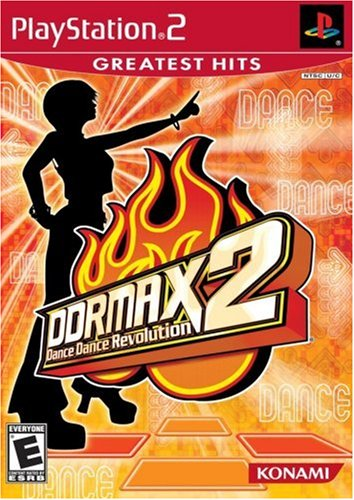 (Dance Dance Revolution Max 2 - PlayStation 2)
