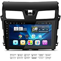 AIMTOM 2013-2015 Nissan Altima In-dash GPS Navigation Android Bluetooth Stereo 10.1 IPS Touch Screen AV Receiver FM AM Radio USB Multimedia Car Player Built-in Wi-Fi Head Unit
