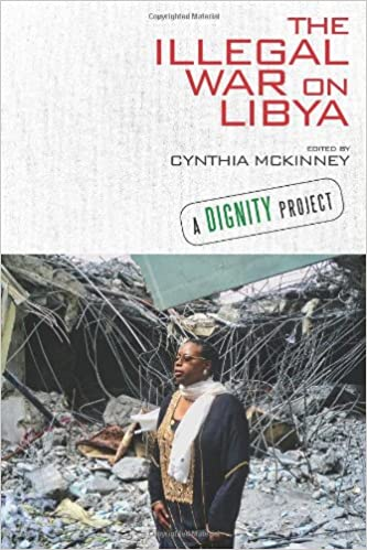 Image result for The Illegal War on Libya Paperback CYNTHIA MCKINNEY
