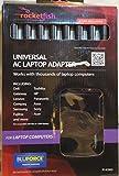 Rocketfish- Universal AC Laptop Power Adapter 8 Tips MOST COMPUTERS RF-AC9023