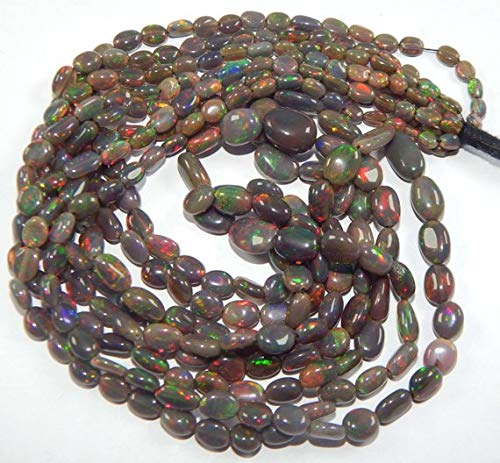"""Big Sale Wholesale Lot Mix Multi Natural Gemstone Faceted Beads 13/"""" Strand."""