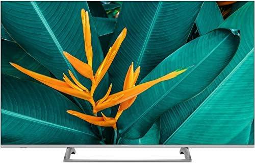 Hisense H55B7500 - Smart TV LED 55 4K Ultra HD, 3 HDMI, 2 USB, salida óptica, Wifi, Bluetooth, Dolby Vision HDR, Wide Color Gamut, Audio DTS, Procesador Quad Core, Smart TV VIDAA