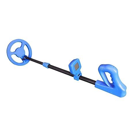Sunnyday Detector de Metales para Herramienta de escaneo de Regalos para niños Treasure Hunter Waterproof