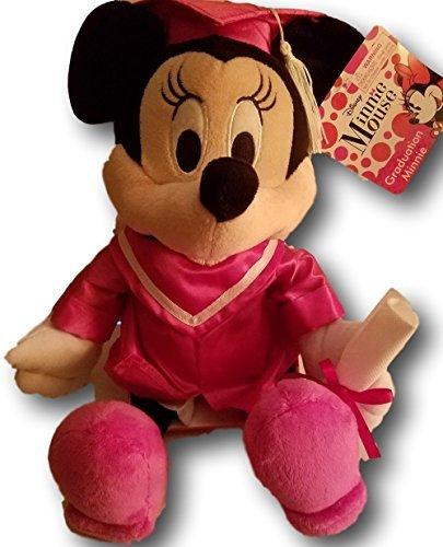 "Disney Minnie Mouse 12"" Plush Graduation Doll"