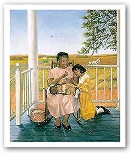 Mamá es amor por Ron Hicks Póster: Amazon.es: Hogar