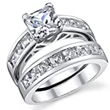 Metal Masters Co.® 1 Carat Radiant CZ Sterling - Best Reviews Guide