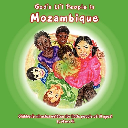 God's Li'l People in Mozambique ebook