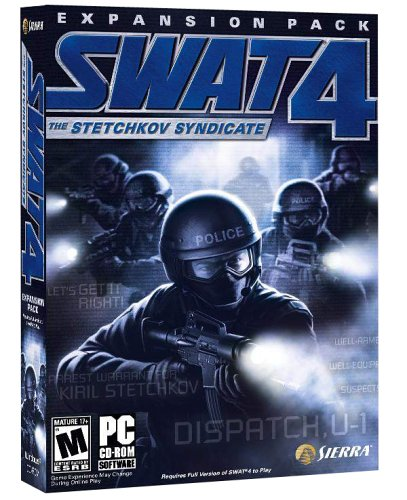 SWAT 4: The Stetchkov Syndicate Expansion Pack - - Pc 4 Swat