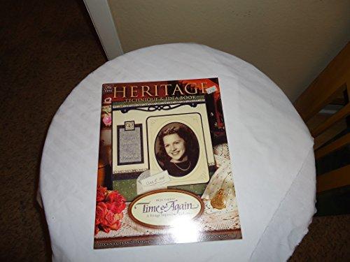 Deja Views Heritage Technique & Idea Book