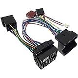 inka 902860 00 3a connecteurs iso pour interface de commande au volant compatible avec parrot. Black Bedroom Furniture Sets. Home Design Ideas
