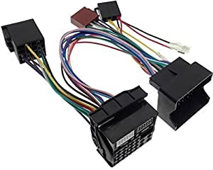Cable adaptador THB PARROT RENAULT Laguna Twingo Megane Scenic ISO connettore Koleos