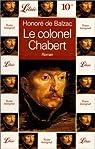 Le Colonel Chabert par Balzac