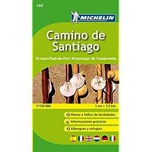 Camino De Santiago 1:150K MH160