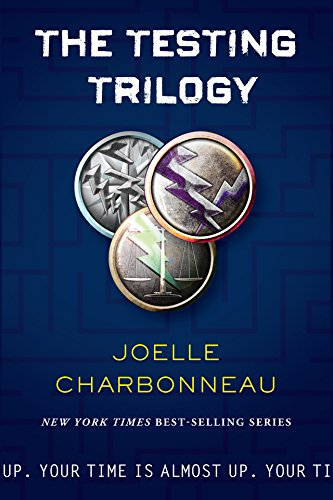 The Testing Trilogy cover