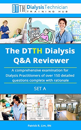 Dialysis Technician Training Hub CCHT Exam Reviewer Set A Pdf