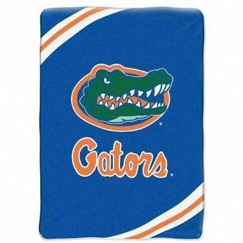 【気質アップ】 Florida Gators Royal Plush RaschelツインThrow Blanket 60