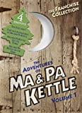 The Adventures of Ma & Pa Kettle, Vol. 1 (The Egg and I / Ma and Pa Kettle / Ma and Pa Kettle Go to Town / Ma and Pa Kettle Back on the Farm)