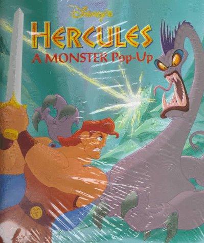 Hercules: Pop-Up Book