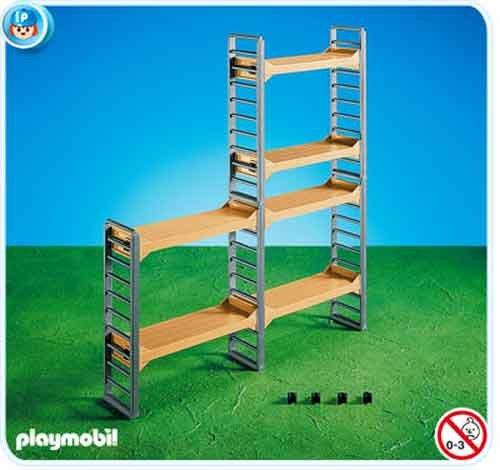 Playmobil Scaffolding Set