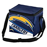 NFL Big Logo Stripe 6 Pack Cooler