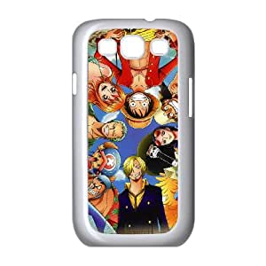 Samsung Galaxy S3 9300 Cell Phone Case White ONE PIECE L0548995