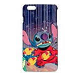 Popular Classic Cartoon Shell,3D Sanrio Hello Kitty Phone Case Cover for iPhone 6 Plus/6s Plus 5.5 Inch Japan Anime&Comic Style Case Cover (Hello Kitty Quotes Design for Your Phone)