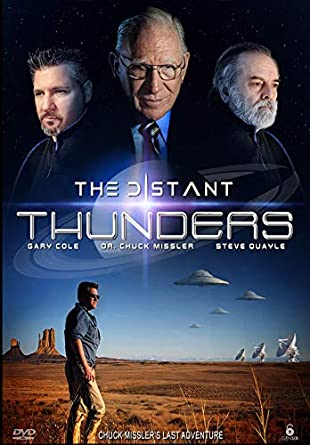 Amazon Com The Distant Thunders Dvd By Steve Quayle Gary Cole Dr Chuck Missler Steve Quayle Movies Tv