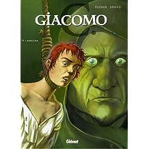 GIACOMO C. T07 : ANGELINA + OFFERT ALBUM SUR LES TRACES DE GIACOMO C.