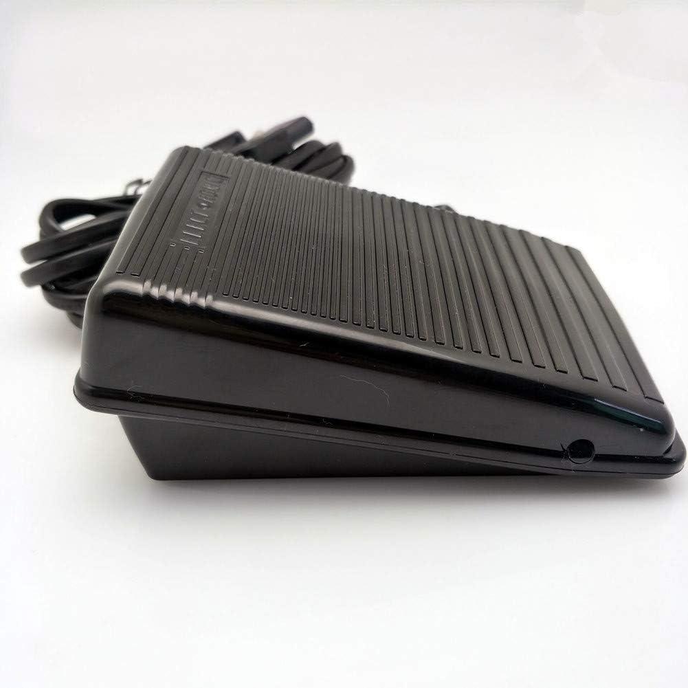 YEQIN 033770217 - Pedal de control de pie para máquina de coser ...